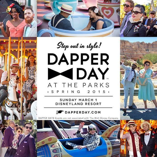 presentación Dapper Day