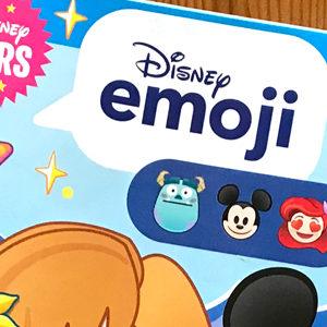 Disney Emoji Magazine